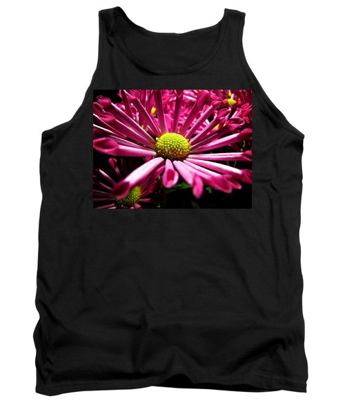 Tank Top featuring the photograph Pretty In Pink by Greg Simmons