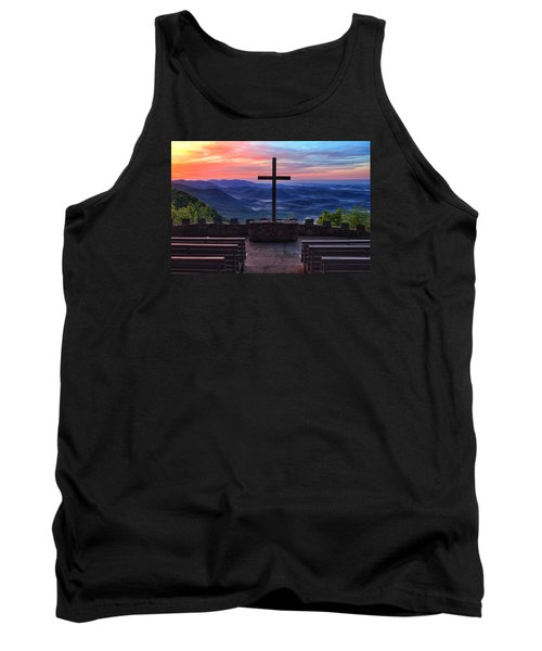 Pretty Place Chapel Sunrise Tank Top