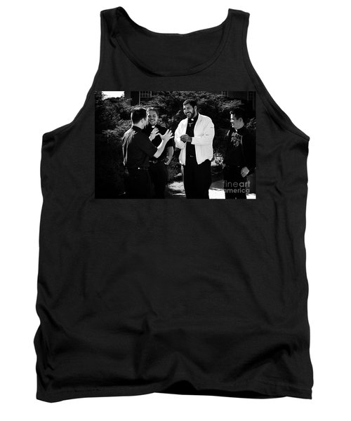 Priest Camaraderie Tank Top
