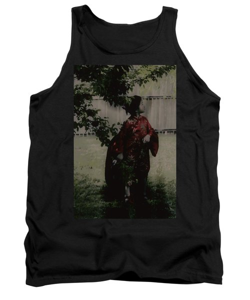 Tank Top featuring the photograph Princess Of Tranquility  by Jessica Shelton