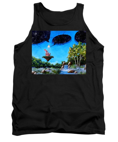 Private Space... Tank Top