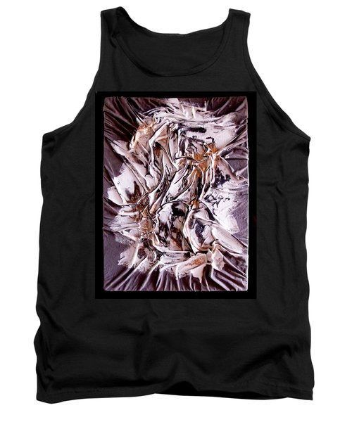 Profile Abstracted Tank Top