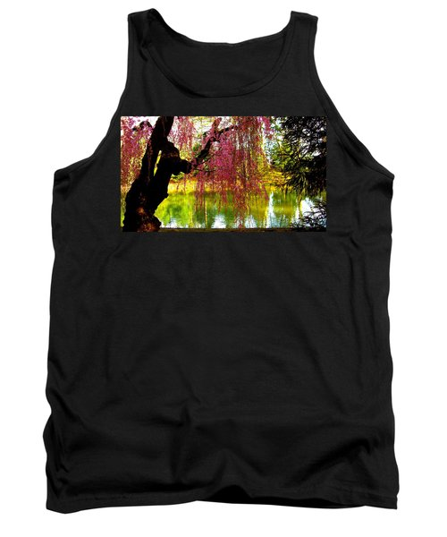 Prospect Park In Brooklyn Tank Top