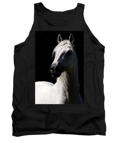 Proud Stallion Tank Top by Wes and Dotty Weber