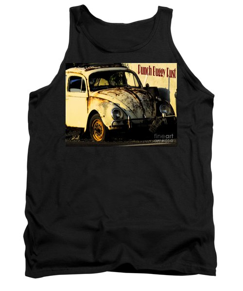 Punch Buggy Rust Tank Top