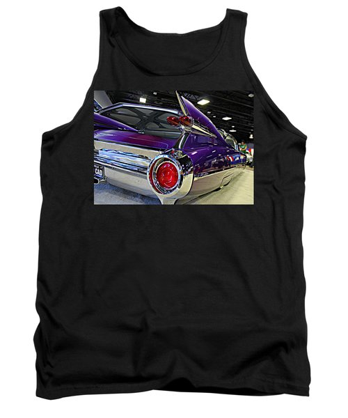 Purple Kustom Kadillac Tank Top