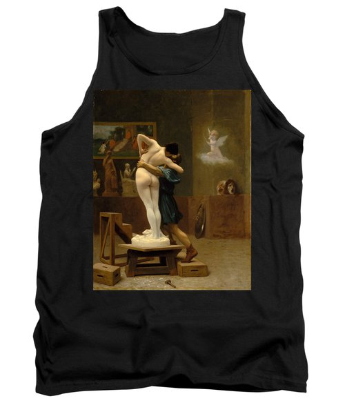 Pygmalion And Galatea Tank Top