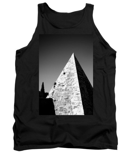 Pyramid Of Cestius Tank Top