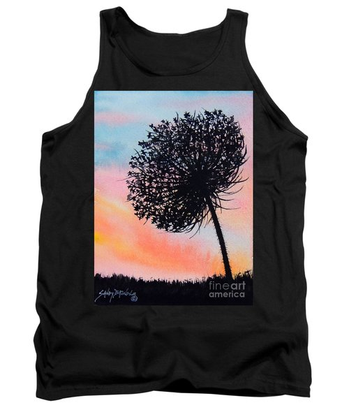 Queen Anne.   Tank Top