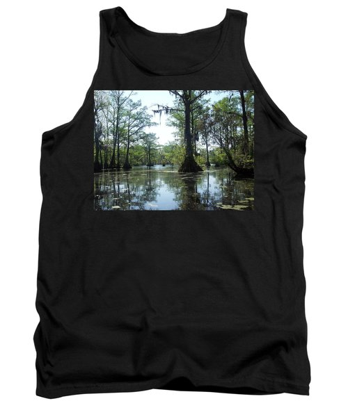 Quiet Times Tank Top