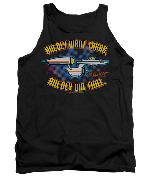 Quogs - Bold Tank Top