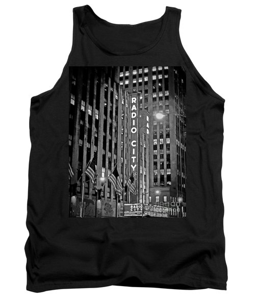 Radio City Music Hall Tank Top