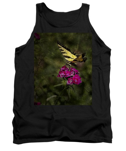 Tank Top featuring the photograph Ragged Wings by Belinda Greb