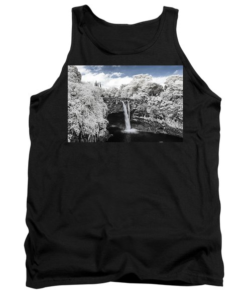 Rainbow Falls In Infrared 2 Tank Top
