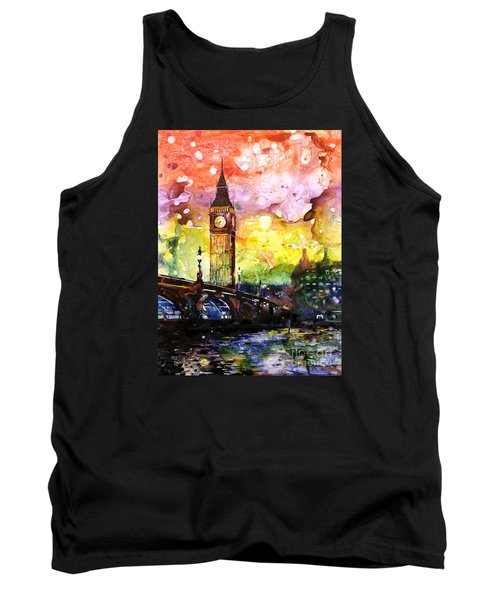 Rainbow Of Fruit Flavors Tank Top