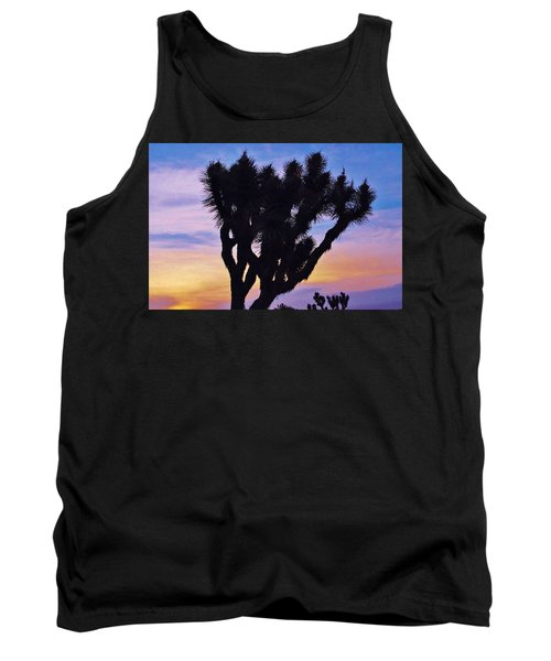 Tank Top featuring the photograph Rainbow Yucca by Angela J Wright