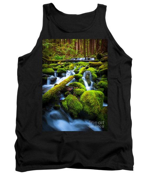 Rainforest Magic Tank Top