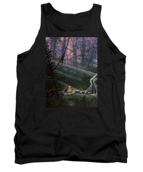 Rainforest Mysteries Tank Top