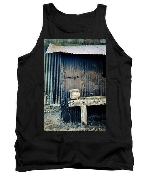Ranch Out Building Tank Top