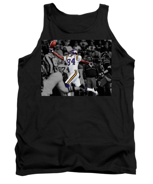 Randy Moss Tank Top by Brian Reaves