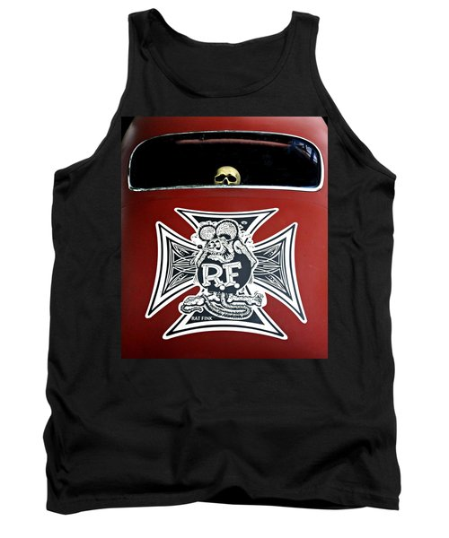Rat Fink Big Daddy Roth Tank Top