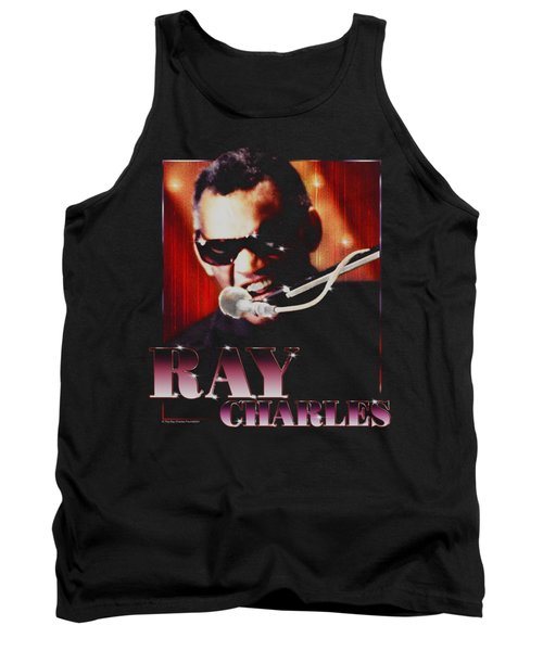 Ray Charles - Sing It Tank Top