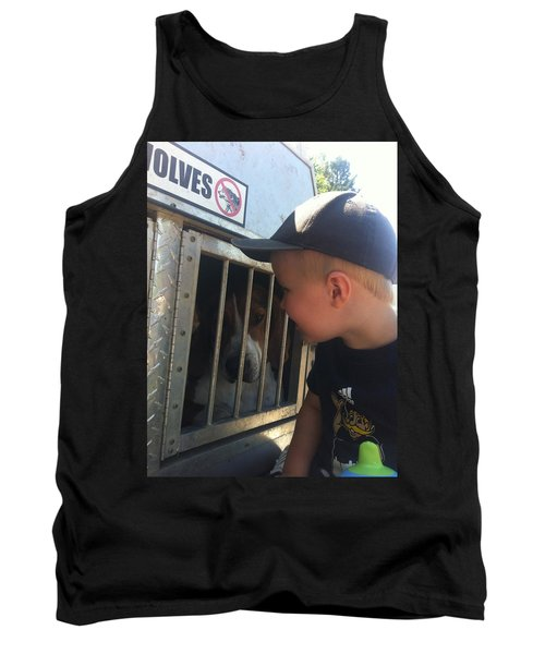 Tank Top featuring the photograph Ready For The Hunt by Tiffany Erdman