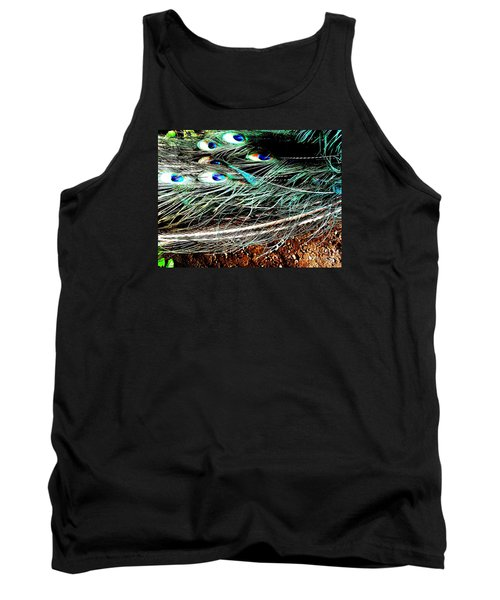Tank Top featuring the photograph Realpeack by Vanessa Palomino