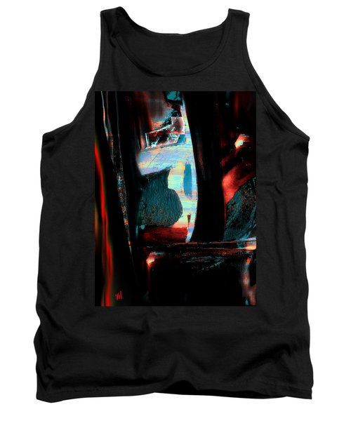 Reasons- Ewf Series 5 Tank Top by Yul Olaivar