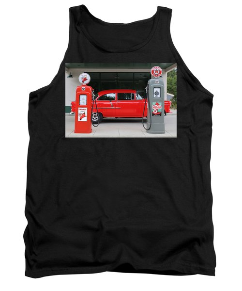 Red 55 Tank Top