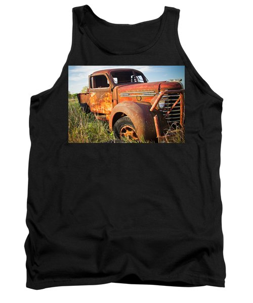 Tank Top featuring the photograph Red Diamond by Steven Bateson