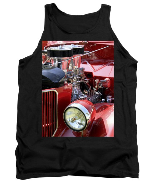 Red Ford Tank Top