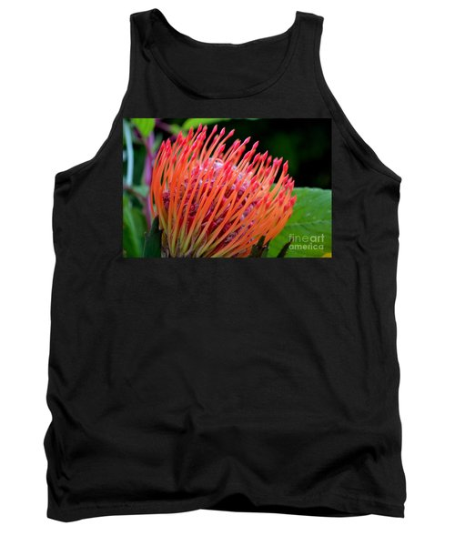 Red Pin Cushion Tank Top