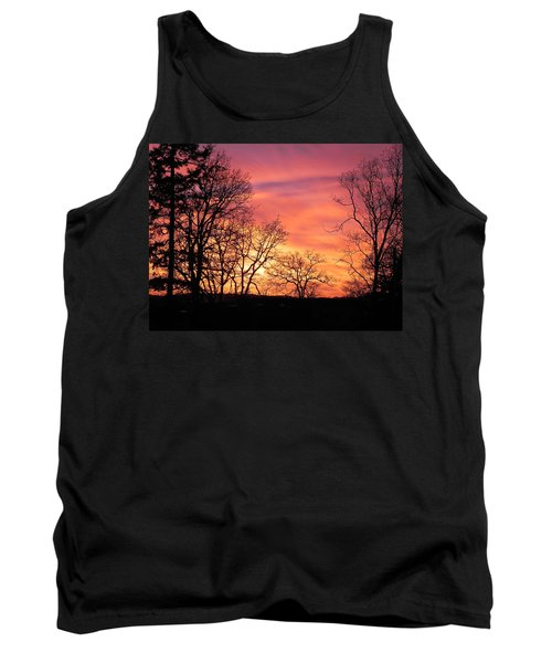 Red Sky At Night Sailor's Delight Tank Top