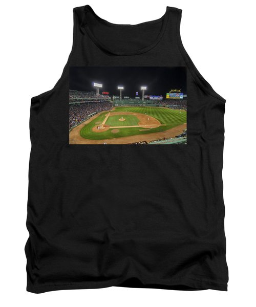 Red Sox Vs Yankees Fenway Park Tank Top