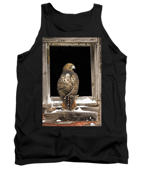 Red Tail Tank Top