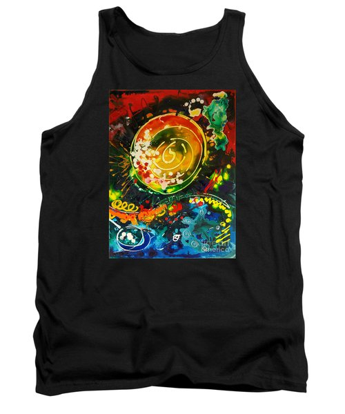 Redshift Canvas 3 Tank Top