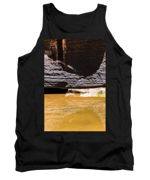 Reflected Formations Tank Top