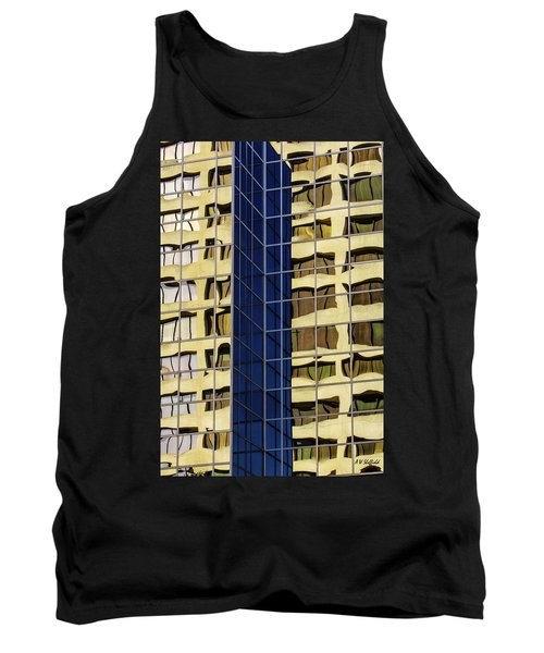 Reflecting Architecture  Tank Top