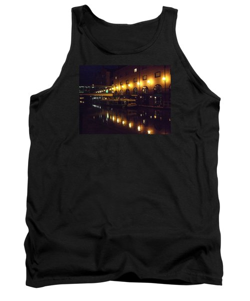 Tank Top featuring the photograph Reflections by Jean Walker