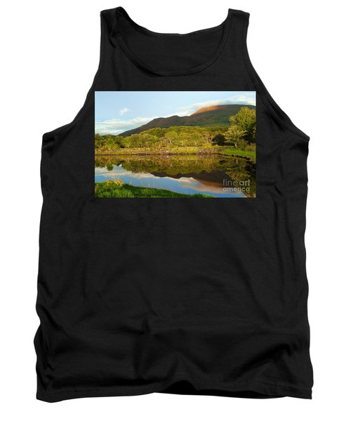 Reflections On Loch Etive Tank Top
