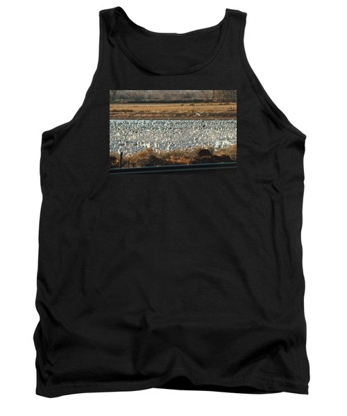 Refuge View 3 Tank Top by James Gay