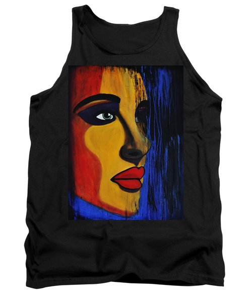 Reign Over Me 2 Tank Top