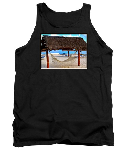 Relaxation Defined Tank Top by Patti Whitten