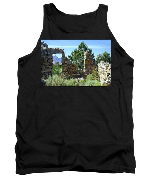 Remains Of A Dream Tank Top by Bob Hislop