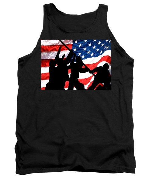 Remembering World War II Tank Top