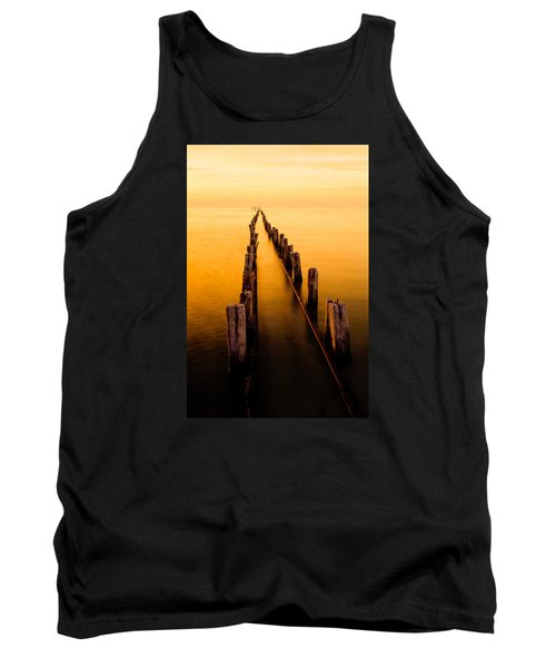 Remnants Tank Top by Chad Dutson