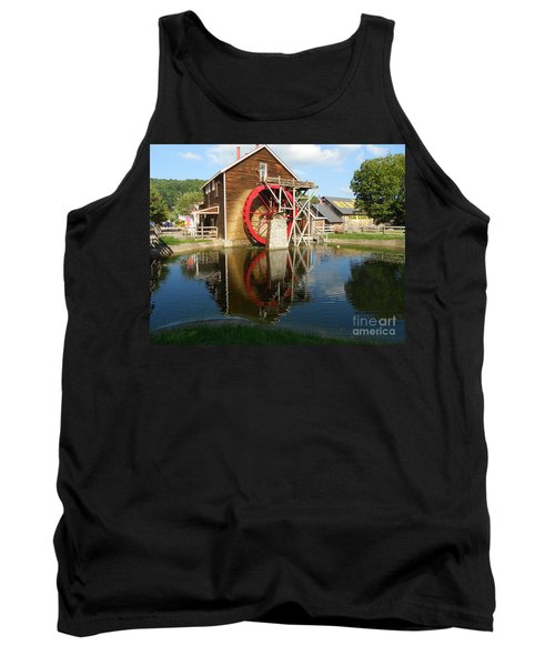 Renfro Valley  Mill Tank Top by Mary Carol Story