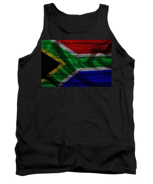Republic Of South Africa Tank Top