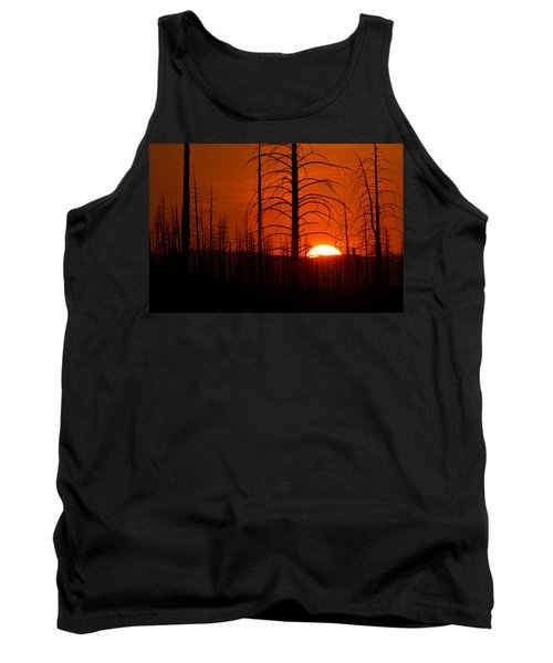 Requiem For A Forest Tank Top